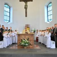 I komunia St. Cosmas und Damian -  29.05.2014