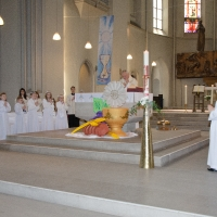 I komunia St. Paul - 18.05.2014