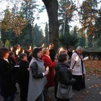 01.11.2015 Uroczystość Wszystkich Świętych na Westfriedhof