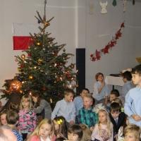 17.12.2015 Opłatek w Polskiej Szkole w Kolonii