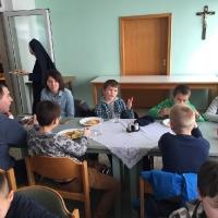 Dzieci komunijne w Cocordii 28.02 -01.03.2015