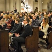 Koncert pieśni adwentowych i kolęd. Kościół św. Pawła 06.12.2015