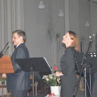 Koncert wokalno-organowy. Kościół św. Pawła 21.06.2015