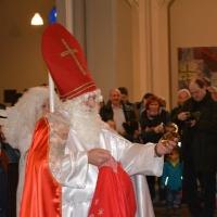 Spotkanie ze Świętym Mikołajem w kościele św. Pawła w Köln - 06.12.2015