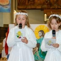 Uroczystość Pierwszej Komunii Św. 24.05.2015
