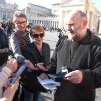 05.02 - 08.02.2016 Jubileuszowa pielgrzymka do Rzymu grupy modlitewnej O. Pio