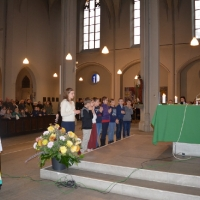 13.11.2016 Köln St. Paul - Przyjęcie nowych ministrantów.