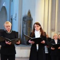 17.04.2016 Köln St. Paul - Msza św. i koncert polskiej muzyki kościelnej. Chór PMK z Mönchengladbach.