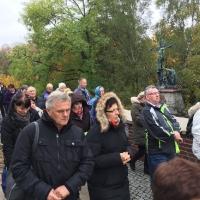 18 - 22.10.2016 Pielgrzymi na Św. Krzyżu, w Łagiewnikach i na Jasnej Górze.