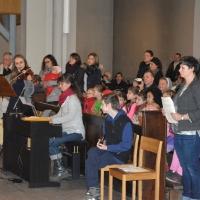 24.01.2016 Jasełka w kościele Św. Pawła w Köln