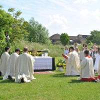 26.05.2016 - Uroczystość Bożego Ciała w Köln - Weiler