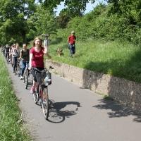 26.05.2016 - Wycieczka rowerowa młodzieży i wspólne grilowanie.