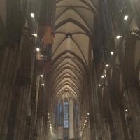 29.10.2016 Międzynarodowa Msza św. w katedrze kolońskiej w Roku Miłosierdzia.Św.