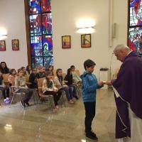 11 - 12.03.2017 Dzieci przygotowujące się do I Komunii Św. w Concordii.