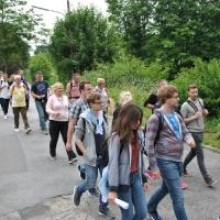 17.06.2017 Piesza pielgrzymka do Neviges.