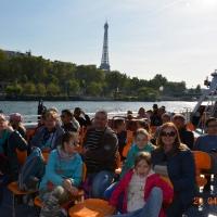 19 - 22.04.2017 Wycieczka ministrantów do Paryża i Disneyland.