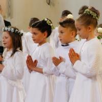 21.05.2017 - Pierwsza Komunia Święta w kościele St. Paul.