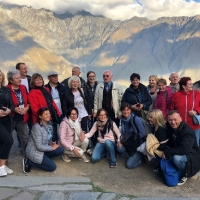 01 - 12.10.2018 - Pielgrzymka do Gruzji i Armenii.