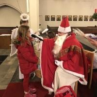06.12..2018 - Św. Mikołaj w kościele St. Engelbert w Köln.