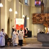 11.11.2018 - Köln - Kościół St. Paul - 100 rocznica odzyskania niepodległości.