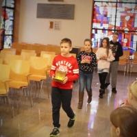 13 - 14.01.2018 Dzieci przygotowujące się do pierwszej Komunii św. w Concordii.