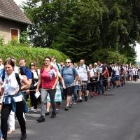 17.06.2018 - Piesza pielgrzymka do Neviges.