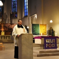 17 - 21.03.2018 - Rekolekcje wielkopostne prowadzone przez ks. Łukasza Pawluka.