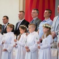 20.05.2018 Koścół St. Paul - Uroczystość Pierwszej Komunii Św.