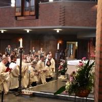 31.05.2018 - Uroczystość Bożego Ciała przy katedrze kolońskiej i na Köln-Weiler.