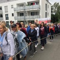 15.06.2019 - Piesza pielgrzymka do Neviges.