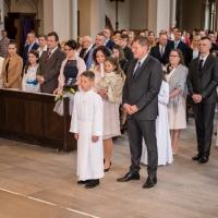 19.05.2019 - Pierwsza Komunia Święta.