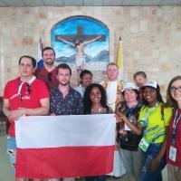 20 - 27.01.2019 Nasza młodzież na Światowych Dniach Młodzieży w Panamie._28