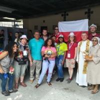 20 - 27.01.2019 Nasza młodzież na Światowych Dniach Młodzieży w Panamie.