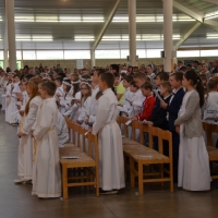25.05.2019 - Dzieci komunijne w Banneux._14