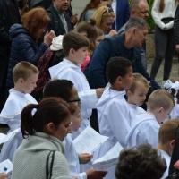 25.05.2019 - Dzieci komunijne w Banneux._28