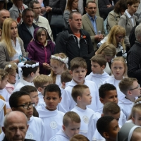 25.05.2019 - Dzieci komunijne w Banneux._32