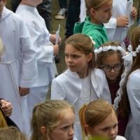25.05.2019 - Dzieci komunijne w Banneux._34