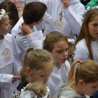 25.05.2019 - Dzieci komunijne w Banneux._35