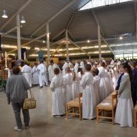 25.05.2019 - Dzieci komunijne w Banneux._8