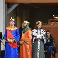 27.01.2019 - Jasełka w kościele św. Pawła.