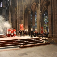 28.09.2019 - Międzynarodowa Msza Św. w katedrze kolońskiej.
