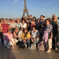 30.05 - 02.06.2019 - Wycieczka chóru parafialnego do Paryża.