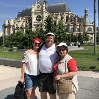 30.05 - 02.06.2019 - Wycieczka chóru parafialnego do Paryża._39