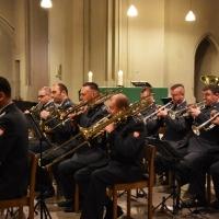 Koncert reprezencacyjnej orkiestry dętej Wojska Polskiego._17