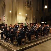 Koncert reprezencacyjnej orkiestry dętej Wojska Polskiego._19
