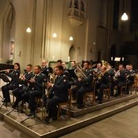 Koncert reprezencacyjnej orkiestry dętej Wojska Polskiego._20