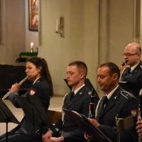 Koncert reprezencacyjnej orkiestry dętej Wojska Polskiego._22