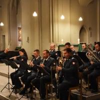 Koncert reprezencacyjnej orkiestry dętej Wojska Polskiego._23