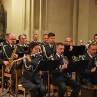Koncert reprezencacyjnej orkiestry dętej Wojska Polskiego._24