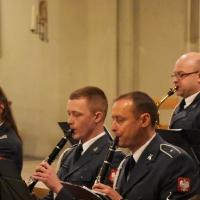 Koncert reprezencacyjnej orkiestry dętej Wojska Polskiego._32